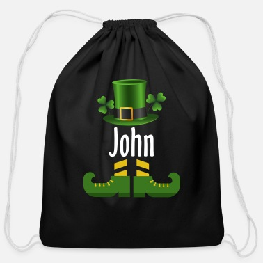 St Johns John - Cotton Drawstring Bag