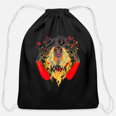Katya katya - Cotton Drawstring Bag