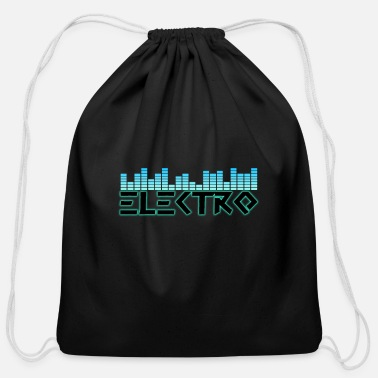 Electro Electro - Cotton Drawstring Bag