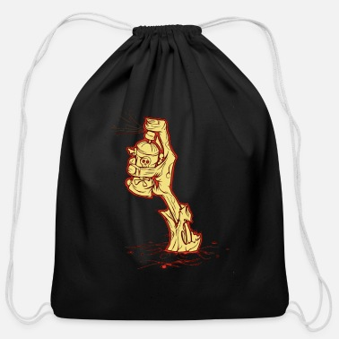 Sprayer Zombie sprayer - Cotton Drawstring Bag