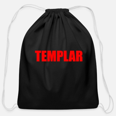 Templar TEMPLAR - Cotton Drawstring Bag