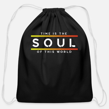 Soul Soul - Cotton Drawstring Bag