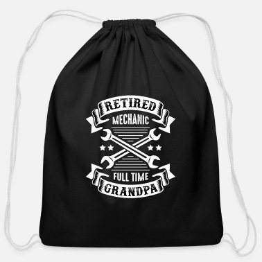 Grandpa grandpa - Cotton Drawstring Bag