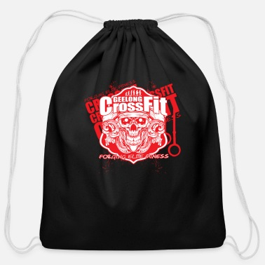 Crossfit Geelong Crossfit - Cotton Drawstring Bag