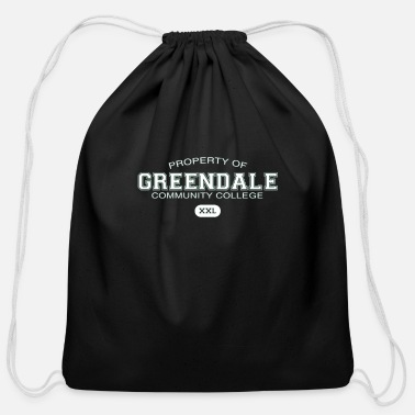 Greendale Community Greendale Community College - Cotton Drawstring Bag