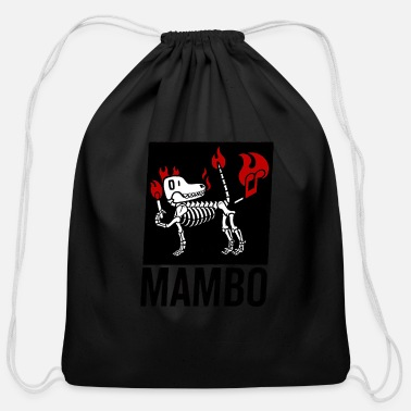Mambo mambo music - Cotton Drawstring Bag