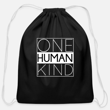 Humankind ONE HUMANKIND - Cotton Drawstring Bag