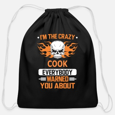 Cook COOK - Cotton Drawstring Bag