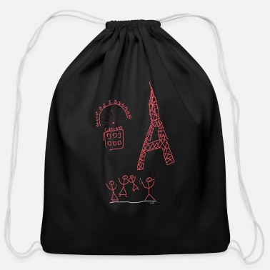 Bachelorette Bachelorette - Cotton Drawstring Bag