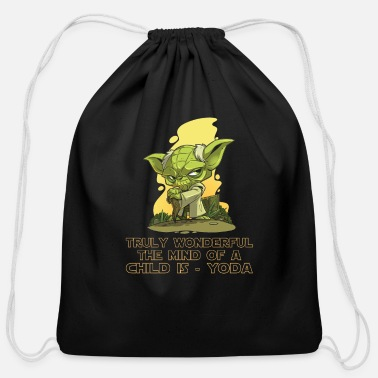 Yoda YODA - Cotton Drawstring Bag