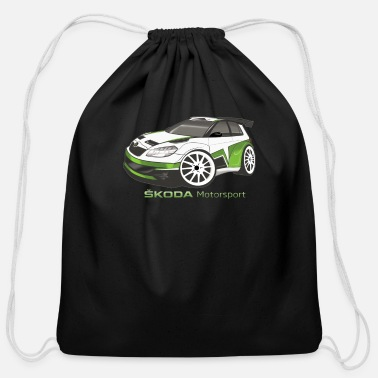 Motorsport Skoda Motorsport - Cotton Drawstring Bag