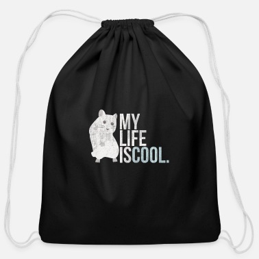Mouse Mouse - Cotton Drawstring Bag