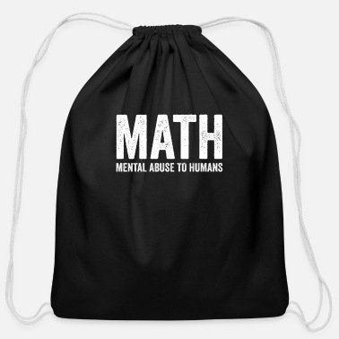 Pupils Pupil Math - Cotton Drawstring Bag