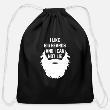 Beard Beard - Cotton Drawstring Bag