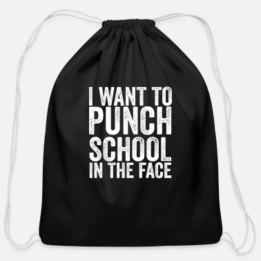 Pupils Pupil - Cotton Drawstring Bag