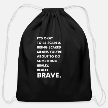 Funny Funny - Cotton Drawstring Bag