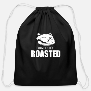 Roast Roasted - Cotton Drawstring Bag
