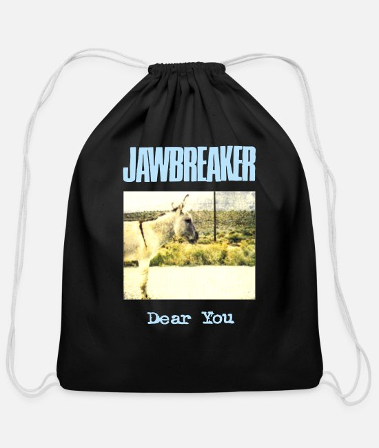 Jaw Bags & Backpacks - Collection album - Cotton Drawstring Bag black