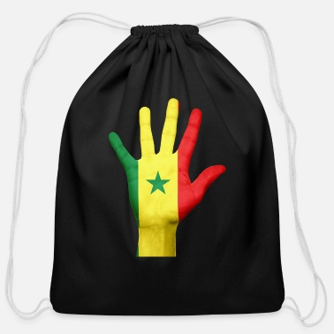 Senegal senegal - Cotton Drawstring Bag