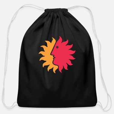 Airline National Airlines - Cotton Drawstring Bag