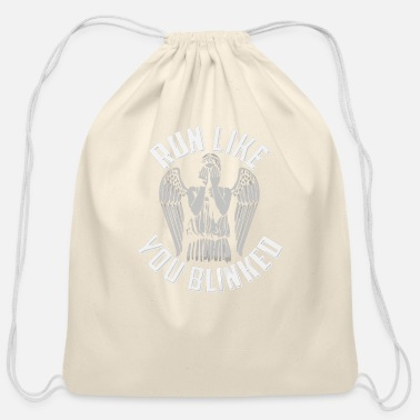 Dr dr who - Cotton Drawstring Bag