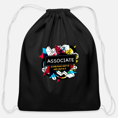 Association ASSOCIATE - Cotton Drawstring Bag