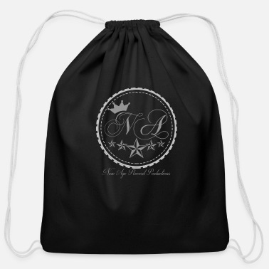 New Age New Age Logo - Cotton Drawstring Bag