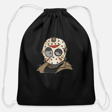 Horror Horror Comic - Cotton Drawstring Bag