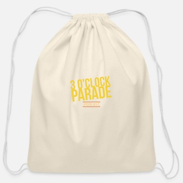 Parade parade - Cotton Drawstring Bag