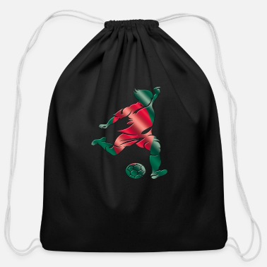 Bangladesh Bangladesh - Cotton Drawstring Bag