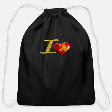 Read Read - Cotton Drawstring Bag