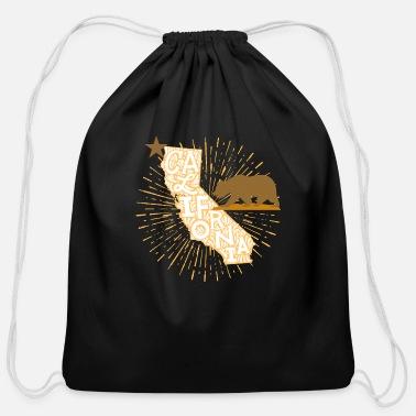 California Republic Product Patriot Gift Ideas Tote Bag Black