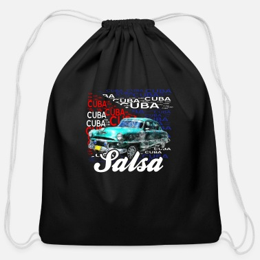 Cuba Cuba - Cotton Drawstring Bag