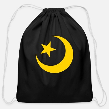 Allah islam - Cotton Drawstring Bag