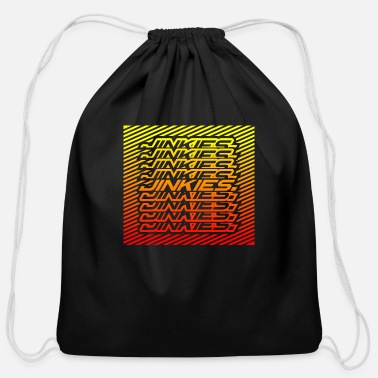 Typographic Typographic jinkies - Cotton Drawstring Bag