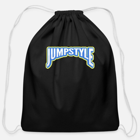 Gift Idea Bags & Backpacks - jumpstyle - Cotton Drawstring Bag black