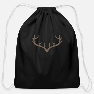 Stag Stag - Cotton Drawstring Bag
