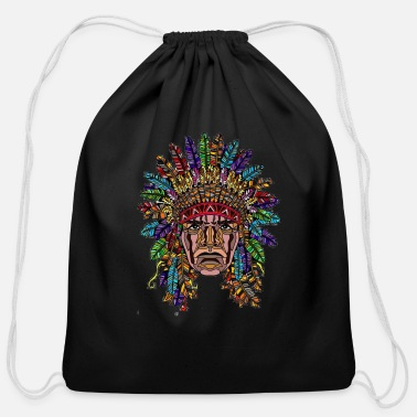 Indigenous Indigenous - Cotton Drawstring Bag