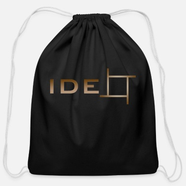 Idea Idea - Cotton Drawstring Bag