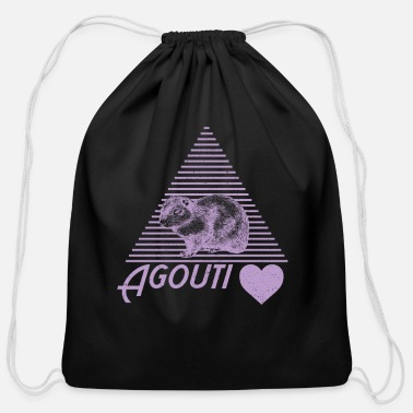 Rodent Rodent gift - Cotton Drawstring Bag