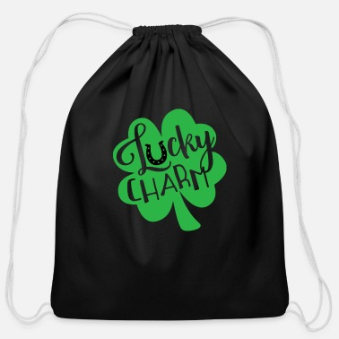 Lucky Charm Lucky Charm - Cotton Drawstring Bag