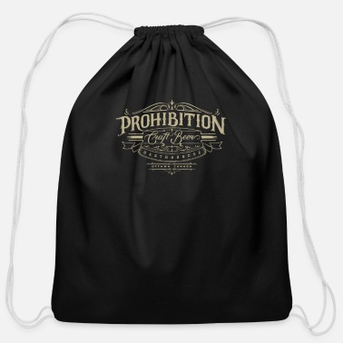 Prohibited Prohibition gastrohouse - Cotton Drawstring Bag