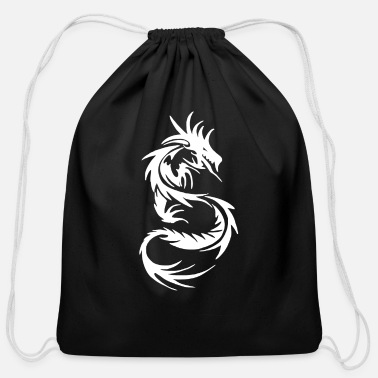 54e30b9f5905 Shop Tribal Tattoo Drawstring Bags online | Spreadshirt
