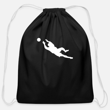 Goalkeeper Goalkeeper - Cotton Drawstring Bag