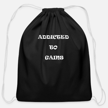 Addicted Addicted - Cotton Drawstring Bag
