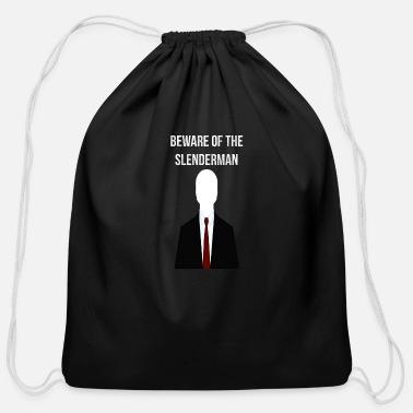 Beware Of The Slenderman Tote Bag Spreadshirt