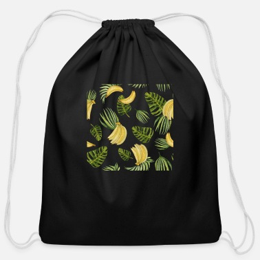 Banana Banana - Cotton Drawstring Bag