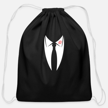 Suit Suit - Cotton Drawstring Bag