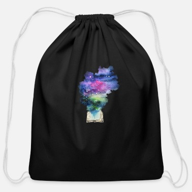 Galaxy Galaxy - Cotton Drawstring Bag