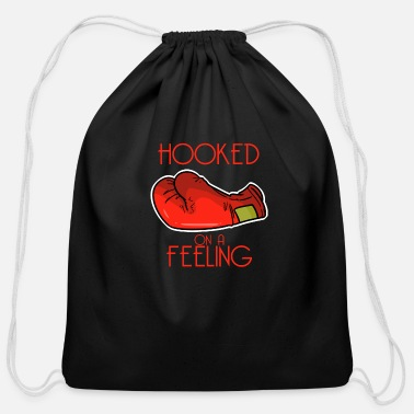 Hooked on a feeling - Cotton Drawstring Bag